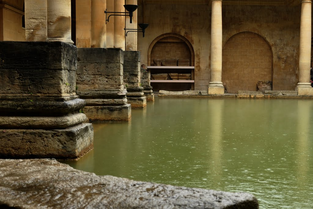 Łaźnie w Bath