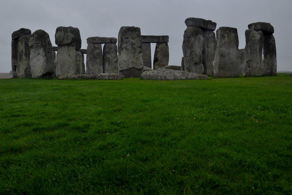 Kamienny krąg w Stonehenge