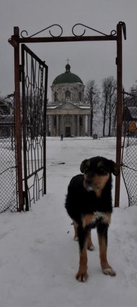 Kościół w Podhorcach