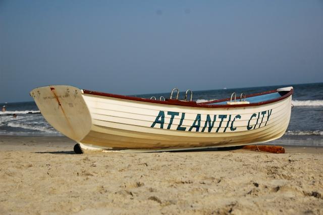 piaszczyste bezkresne plaże Atlantyku