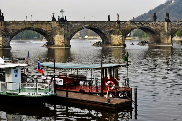 Most Karola nad Wełtawą